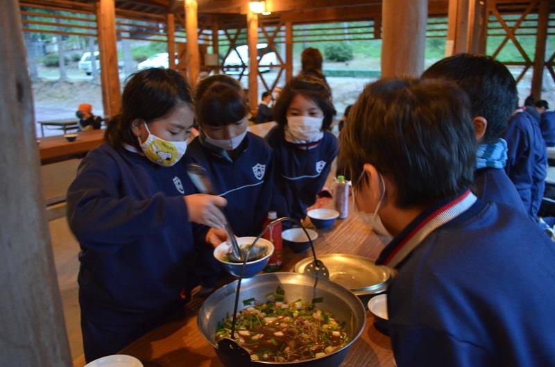 【報告】9/23(水)大館市立城西小学校のみなさんによるなべっこを開催!
