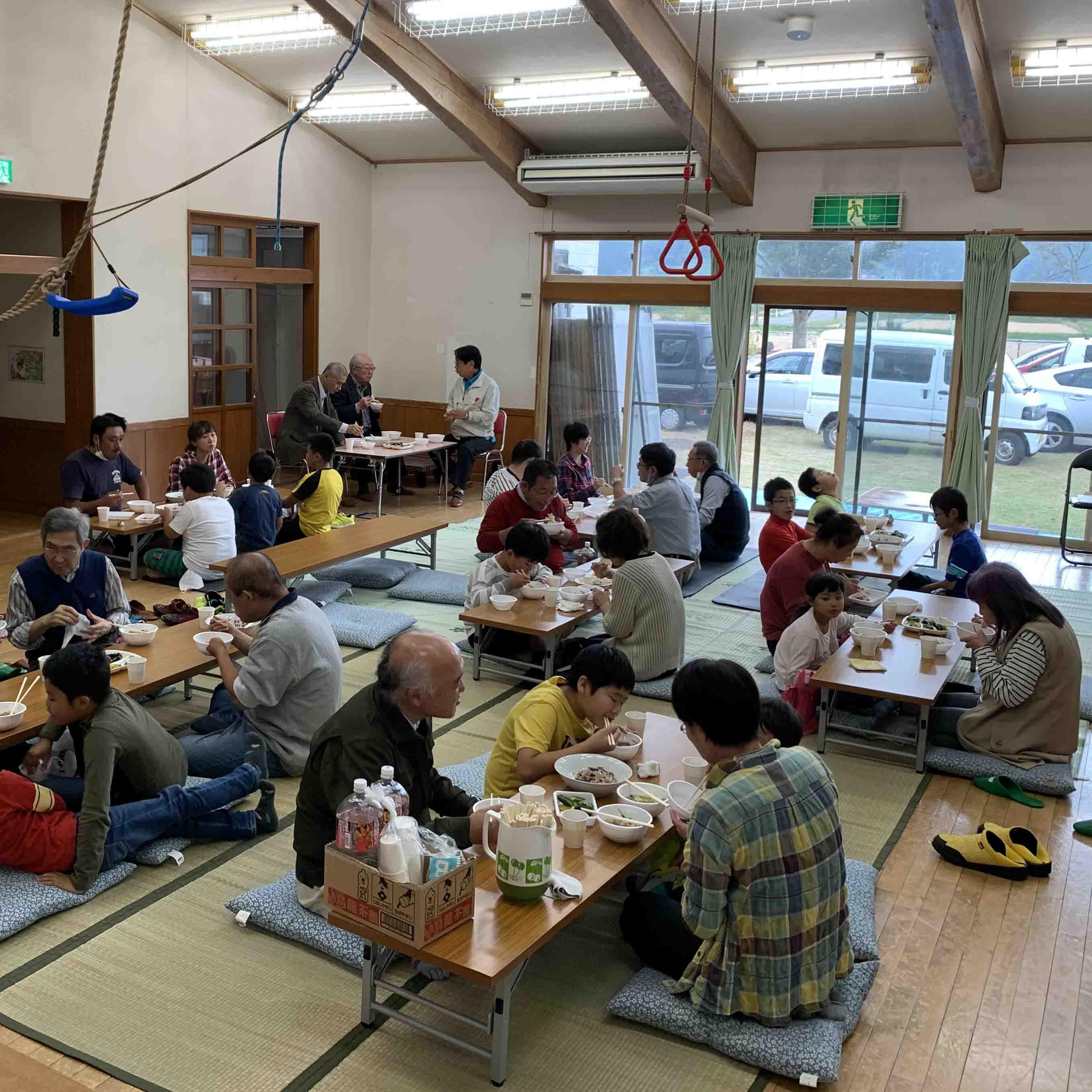 【報告】10/3(土)湯沢市にて訪問なべっこを実施!
